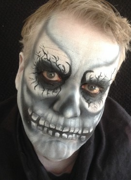 Airbrushing Makeup & Face Painting Melbourne