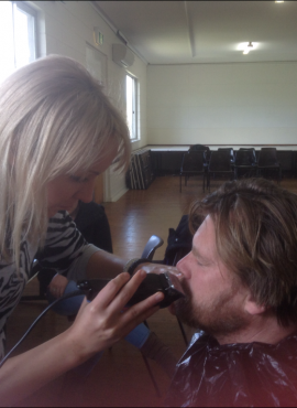 Beards, Wigs & Moustaches - Makeup Melbourne